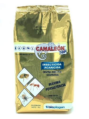 Bioplagen Camaleon Insecticida-Acaricida en Polvo contra cucarachas y Hormigas