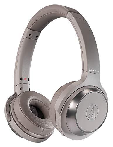 オーディオテクニカ ワイヤレスヘッドホン(カーキ)audio-technica ATH-WS330BT-KH