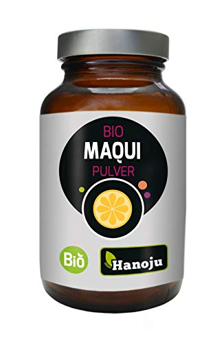 Hanoju Bio Maqui Extrakt 90 Kapseln 500mg