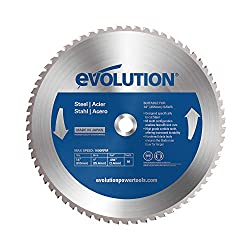Evolution Tools Cutting Saw Blade Review