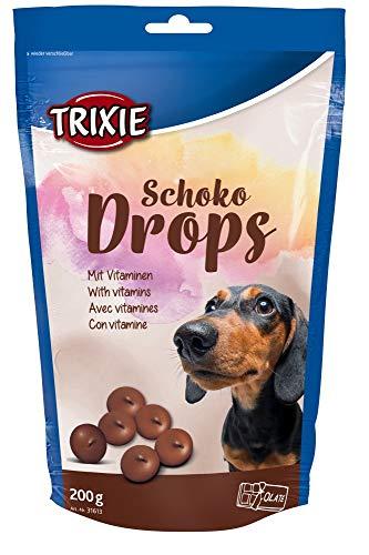 Trixie TX de 31613Drops de Chocolate, 200g