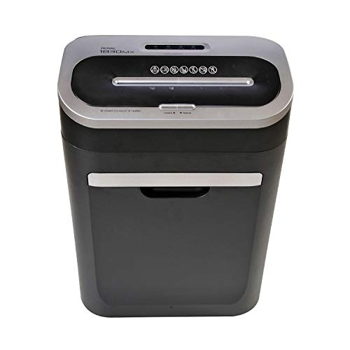 Review Of Royal 1830MX Cross-Cut Paper Shredder, 18 Sheet Capacity (Renewed)