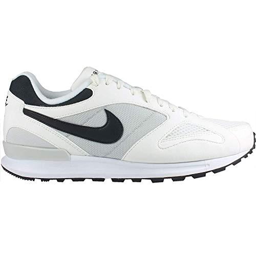 Nike Air Pegasus New Racer Zapatillas deportivas de entrenamiento, color Blanco, talla 40 EU