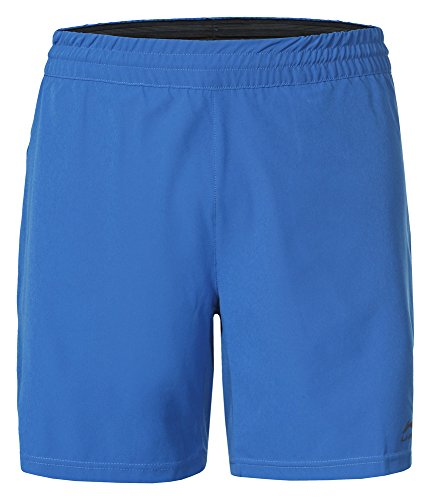 Li Ning Herren Shorts Spencer Men, Royal Blue, M