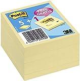 Post-It 654Y Notas adhesivas, 6 blocs