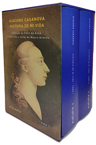 Estuche Historia de mi vida (2 volúmenes)