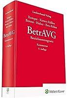 BetrAVG - Kommentar: Betriebsrentengesetz