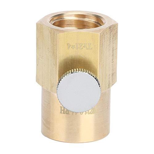 Tr21x4 bis W21.8-14-RH CO2-Adapter, CO2-Soda-Wasserflaschenadapter-Füllventilanschluss