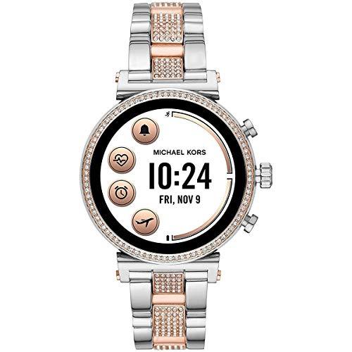 Michael Kors Access Women's Sofie: Best Google Pixel Compatible Smartwatch For Women
