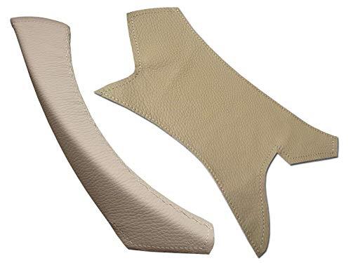 Cubierta para manija de puerta Serie 3 320i E90 / E91 (beige, derecha)