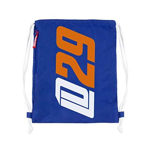Scallywag® Eishockey Tasche Leon Draisaitl I A BRAYCE® Collaboration (Gymsack von NHL Edmonton Oilers Star LD29)