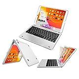 iPad 8th Gen (10.2-inch, 2020) Keyboard Case, Arteck Ultra-Thin Bluetooth Keyboard with Folio
