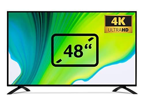 Acer EB0 (EB490QKbmiiipx) 123 cm (48,5 Zoll) IPS Monitor SemiGlare (VGA, 3xHDMI, DP, UHD 3840x2160, 4ms GTG, 60Hz, 300 Nits, HDR)