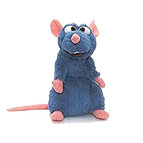 yitao Plüschtier Ratatouille Remy Maus Plüschtier 30 cm Nette Kuscheltiere Kinder Spielzeug für Kinder Geschenke