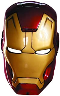 Disguise Marvel Iron Man 3 Mark 42 Vacuform Mask Costume Accessory