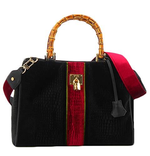 V73 schwarze Tasche Ade Bag UNI