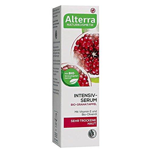 Alterra Intensiv-Serum Bio-Granatapfel - 30 ml