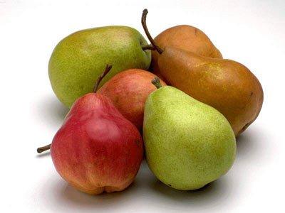 fruits de poire de qualité en gros d'or de graines de poire empochée stock adéquat du Nord et du Sud 50 graines/Pack 3