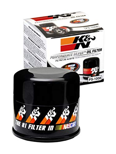 K&N Premium Oil Filter: Designed to Protect your Engine: Compatible with Select INFINITI/MAZDA/NISSAN/SUBARU Vehicle Models (See Product Description for Full List of Compatible Vehicles), PS-1008