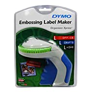 DYMO Organizer Xpress Handheld Embossing Label Maker (12965)