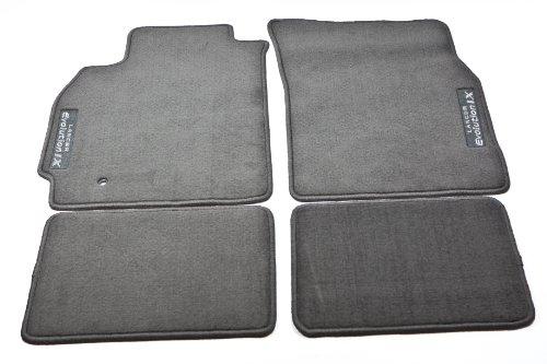 Mitsubishi 2005 2006 Genuine Evolution EVO IX 9 EVO Carpet Floor MATS MZ313541