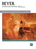 Elementary Method for the Piano, Opus 101 (Alfred Masterwork Edition)