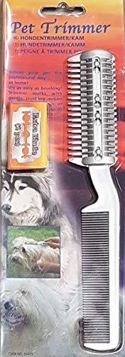 Schermesser - Verziehmesser - Rasierklinge im Messer - messerscharf