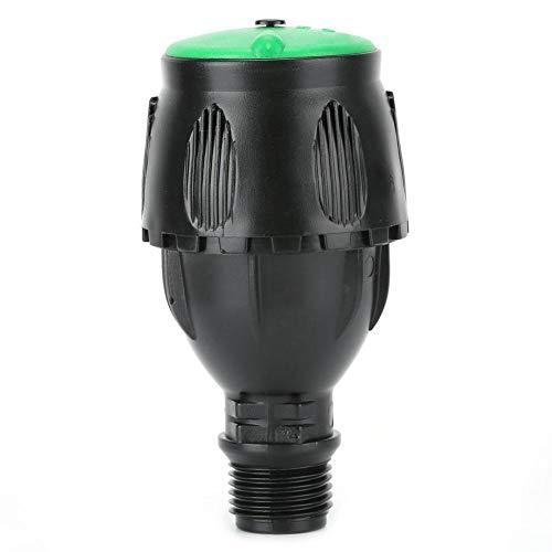 Fdit Aspersor de césped G1/2 Aspersores de 360 Grados Que giran automáticamente para el Sistema de riego de Jardines para riego de Jardines