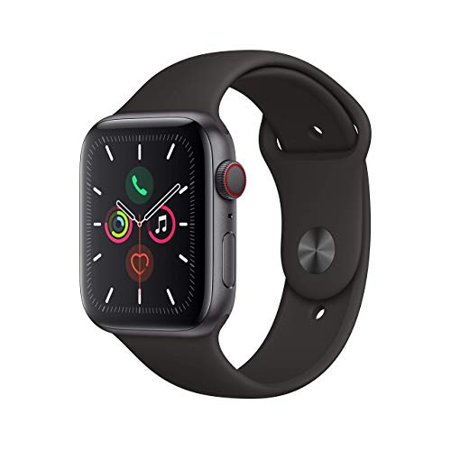 Apple Watch Series 5 (GPS + Cellular, 44 mm)
