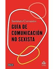 Guía de comunicación no sexista (Instituto Cervantes)
