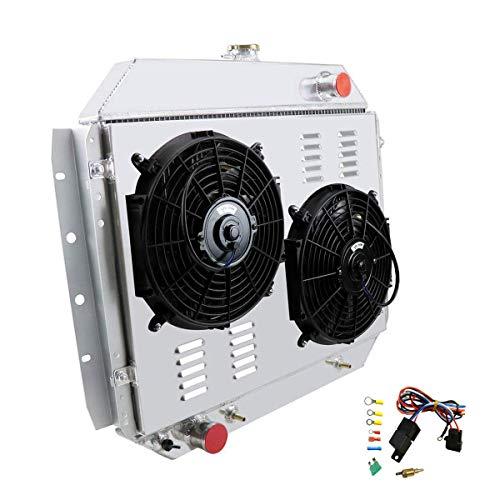2013-2018 YAMAHA RAPTOR 700 Performance Replacement Radiator Cooling Fan 12v