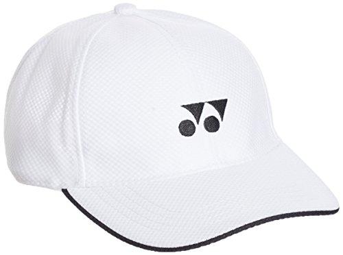 [ヨネックス] テニスウェア メッシュキャップ [ユニセックス] 40002 ホワイト Free Size