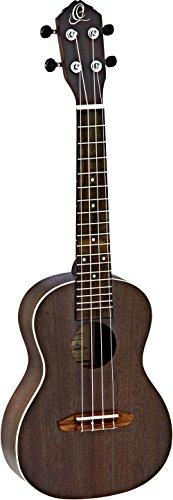 ORTEGA Ukelele Concierto Earth Series - Coal Negro Acoustic (RUCOAL)