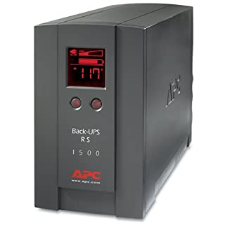 APC BACK-UPS RS BR1500LCD 1500VA/865W UPS System (Discontinued by Manufacturer) (B000NDA5E0) | Amazon price tracker / tracking, Amazon price history charts, Amazon price watches, Amazon price drop alerts