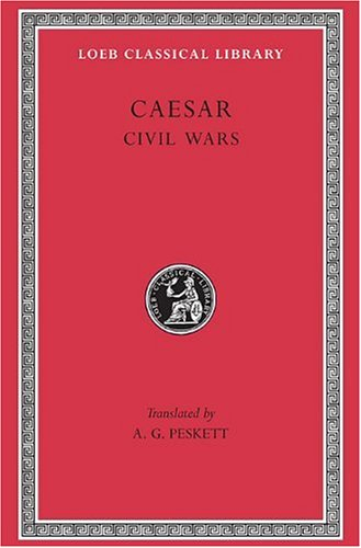 Civil Wars (Loeb Classical Library)の詳細を見る