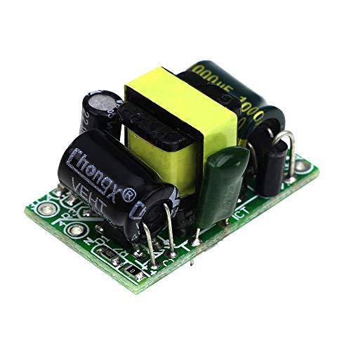 ARCELI 5V700mA (3.5W) Interruptor Aislado Fuente de alimentación AC-DC Buck Módulo Reductor 220V Vuelta 5V