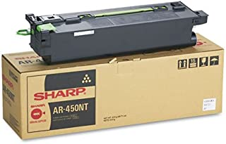 Sharp : AR450NT Toner, 27000 Page-Yield, Black -:- Sold as 2 Packs of - 1 - / - Total of 2 Each