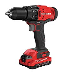 1/2inch Cordless drill/driver with high performance motor produces 280 unit watts out for completing a variety of applications 2speed gearbox with speeds of 0350/01, 500 for speed of fastening 1/2inches Keyless chuck for fast and easy bit changes Led...