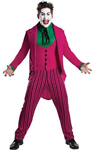 Rubie's Official DC Comic The Joker 1966 Version, Super Villain Adult...