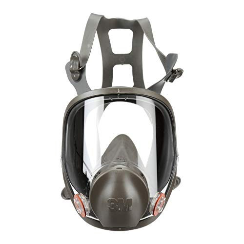 3M Full Facepiece Reusable Respirator 6900/54159, Large (Pack of 1)