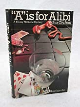 """Sue Grafton """"A"""" IS FOR ALIBI 1982 Holt, Rinehart & Winston, NY Early Book Club"""