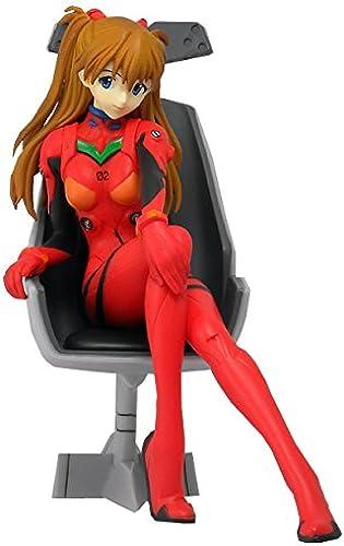 Sega Evangelion 2.0  You Can (Not) Advance  Asuka Langley Shikinami Premium Figure Girl with Chair