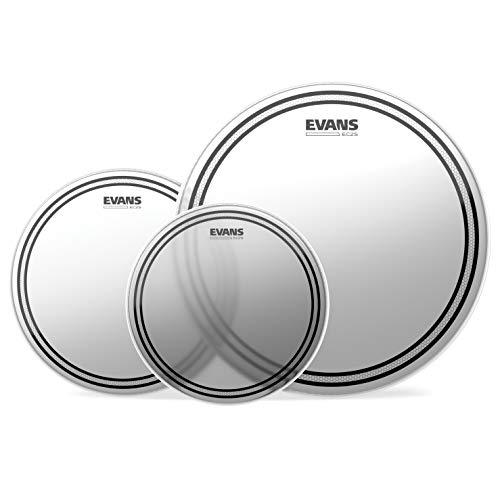 Evans ETP-EC2SCTD-S - Parche estándar para toms