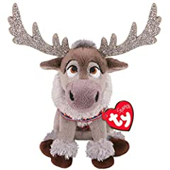 From the Ty Beanie Boos Buddies collection. Plush stuffed animal collectible toy. Mint with mint tags (with heart & tush tags). Approximate size: 6 inches.
