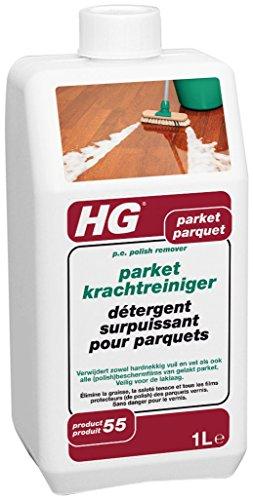 Reinigungsmittel HG Synthetikmaterial für Parkett N ° 551000ml