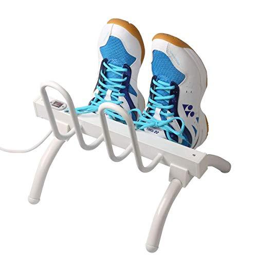 Intelligente konstante Temperatur Heizung Schuhtrockner, Fußbodenheizung Trockenschuh Maschine Trocknen Schuh, tragbare, Energie und Umweltschutz, Geeignet for die Verwendung mit mehreren Paaren Schuh