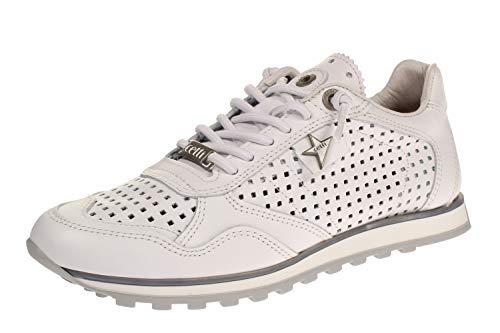 Cetti C-848 SRA - Damen Schuhe Freizeitschuhe - Sweet-White, Größe:39 EU