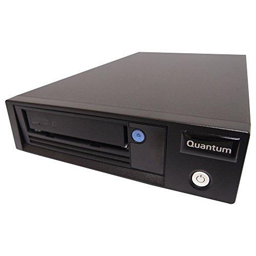 Quantum SuperLoader 3 Tape-Autoloader & -Library 192000 GB 2U Schwarz - Tape-Autoloader & -Libraries (192000 GB, 480000 GB, Serial Attached SCSI (SAS), LTO-8HH, 400 TB, 2.5:1)