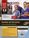 Auxiliar de servicios de la comunidad de madrid (personal laboral) pac