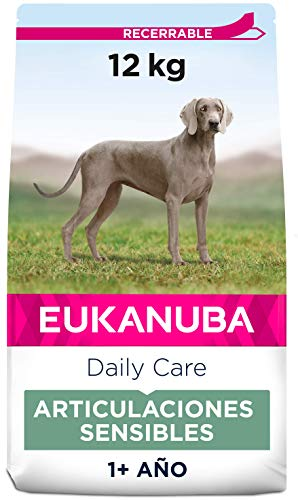 EUKANUBA Daily Care Alimento Seco para Perros Adultos con Articulaciones Sensibles 12 kg